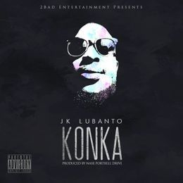 JK Lubanto - KONKA (we conquer) Cover Art