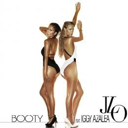 Jennifer Lopez - Booty Featuring Iggy Azalea  Cover Art
