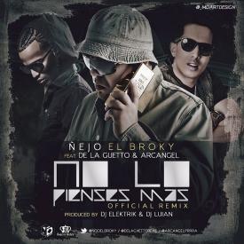 No Lo Pienses Mas (Remix)