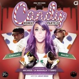 Candy (Official Remix)