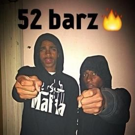 52 Barz freestyle
