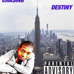 Johnny Merk - Chasing Destiny  Cover Art