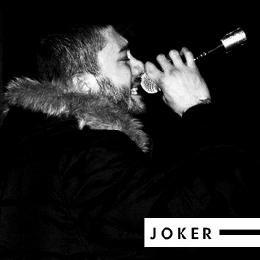 Joker - Ayak İzleri Cover Art