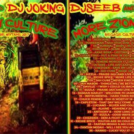 More Zion Culture Reggae (Jan 2017)