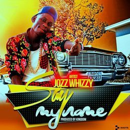 Jos Whizz - Say my name Cover Art