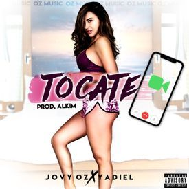 Jovy OZ Ft. Yadiel - Tocate