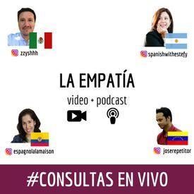 La empatía | CONSULTAS EN VIVO