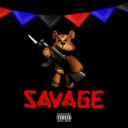 Joshua Stokes - Savage Cover Art