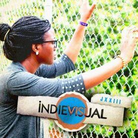 JXXIII - indieVISUAL Cover Art