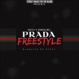J.Rosario (@PunchlineJ) - Prada Freestyle Cover Art