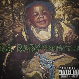 JRT - 38 Baby Freestyle Cover Art