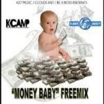 Jules City #LifeOnTurbo - Money Baby Rmx Ft. KCamp & Charlieo Cover Art
