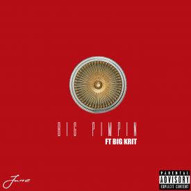 Big Pimpin  Ft. Big K.R.I.T. (Prod. Teddy Walton)