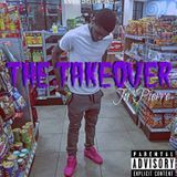 JunieGotBeats - The Takeover EP Cover Art