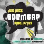 Jus Daze - #BoomBap Cover Art