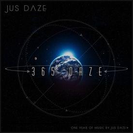 Jus Daze - 365 Daze (One Year of Music by Jus Daze) Cover Art