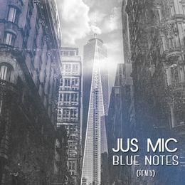 Jus Mic - Blues Notes (Remix) Cover Art