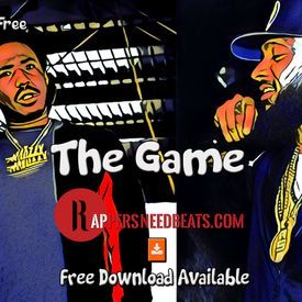 "Mozzy ft. Nipsey Hussle Type Beat ""The Game"" West Coast Rnbass Prod. Vybesd"