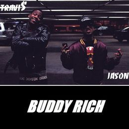 Justin Lombardi - Buddy Rich   2009   Cover Art