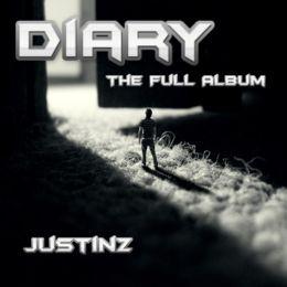 JustinZ - [2] Diary: The Full Album Cover Art