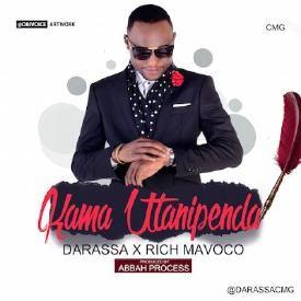 Darassa_Ft_Rich Mavoko - Kama Utanipenda