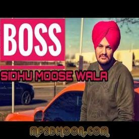 Boss by Sidhu Moose Wala - Game Changer 320kbps(mp3dhoon.com)