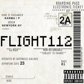 4. Flight 112 - Distant Flickering (Prod. By Wymtime)
