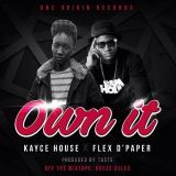 Kayce House - OWN IT Cover Art