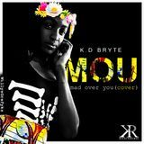 Kd Bryt - Mad over you Cover Art