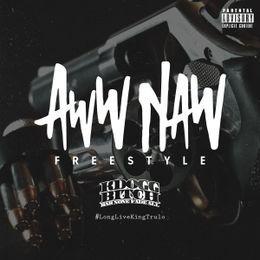 KDOGG bitch - AWW NAW (Freestyle) Cover Art