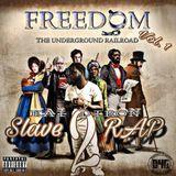 KdotCom - Slave 2 RAP Cover Art