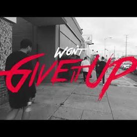 Dont Give It Up (Lyric Video)