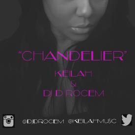 Sia Chandelier (Cover) by Keilah