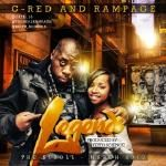 Keith Science - Legends by C-Red Feat. Rampage [Prod. by Keith Science] Cover Art