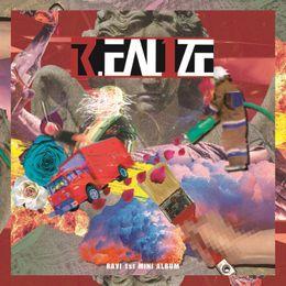 Kel & Mel Reviews - R.EAL1ZE Cover Art