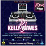 DJ KelLYwaves - refix ofori Amponsah Cover Art