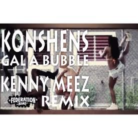 GAL A BUBBLE  ASHAWO REMIX