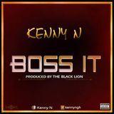 Kenny N - Boss It (freestyl) Cover Art