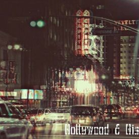 Kenyon Dixon - Hollywood&High_Land Cover Art