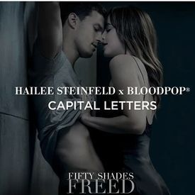Hailee Steinfeld BloodPop® - Capital Letters (Audio)