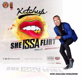SHE ISSA FLIRT