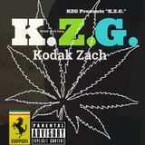 Kodak Zach - K.Z.G. Cover Art