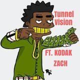 Kodak Zach - Tunnel Vision (Ft. Kodak Zach) Cover Art