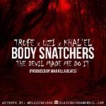 Khal'el - Body Snatchers (The Devil Made Me Do It) Cover Art