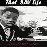 Khotso Moeti - That_Sav Life (Prod. Khotso Moeti) Cover Art