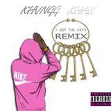 Khvngg Khaii - My Boys (I Got The Keys) Cover Art