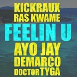 KickRaux - Feelin U Cover Art