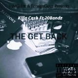 KAY CASH - The Get Back Cover Art