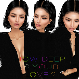 How Deep Is Your Love ?