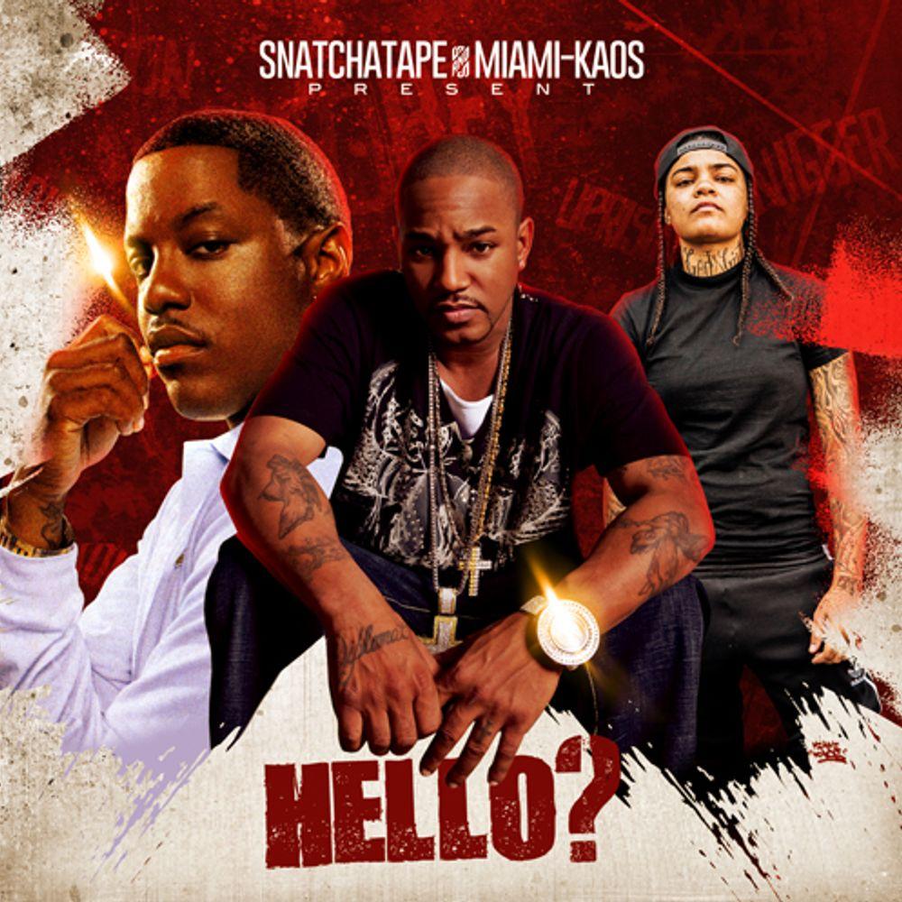 HELLO? by SNATCHATAPE & MIAIMI KAOS, from SNATCHATAPE